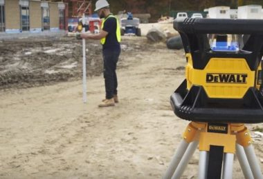 Johnson Rotary Laser Level Review 2021
