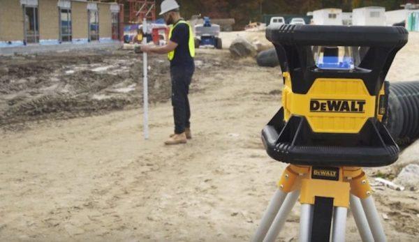 Dewalt Rotary Laser Level Review 2021